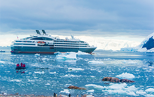 Круиз в Антарктиду 2020 - 2021