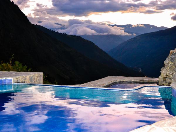 Эквадор. Анды. Баньос. закат1