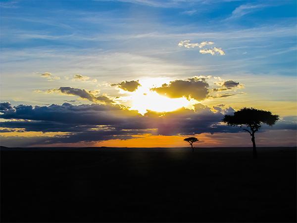 кения, закат3