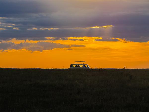 кения, закат2