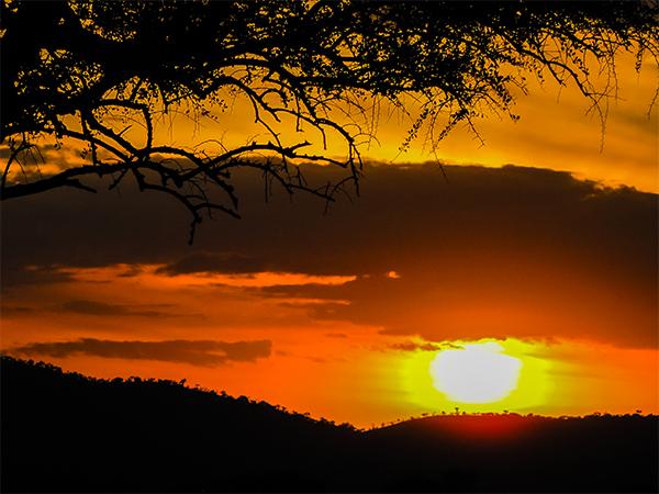 танзания, закат2