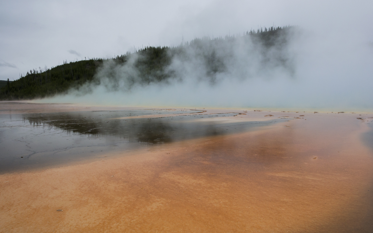 америка Yellowstone 4