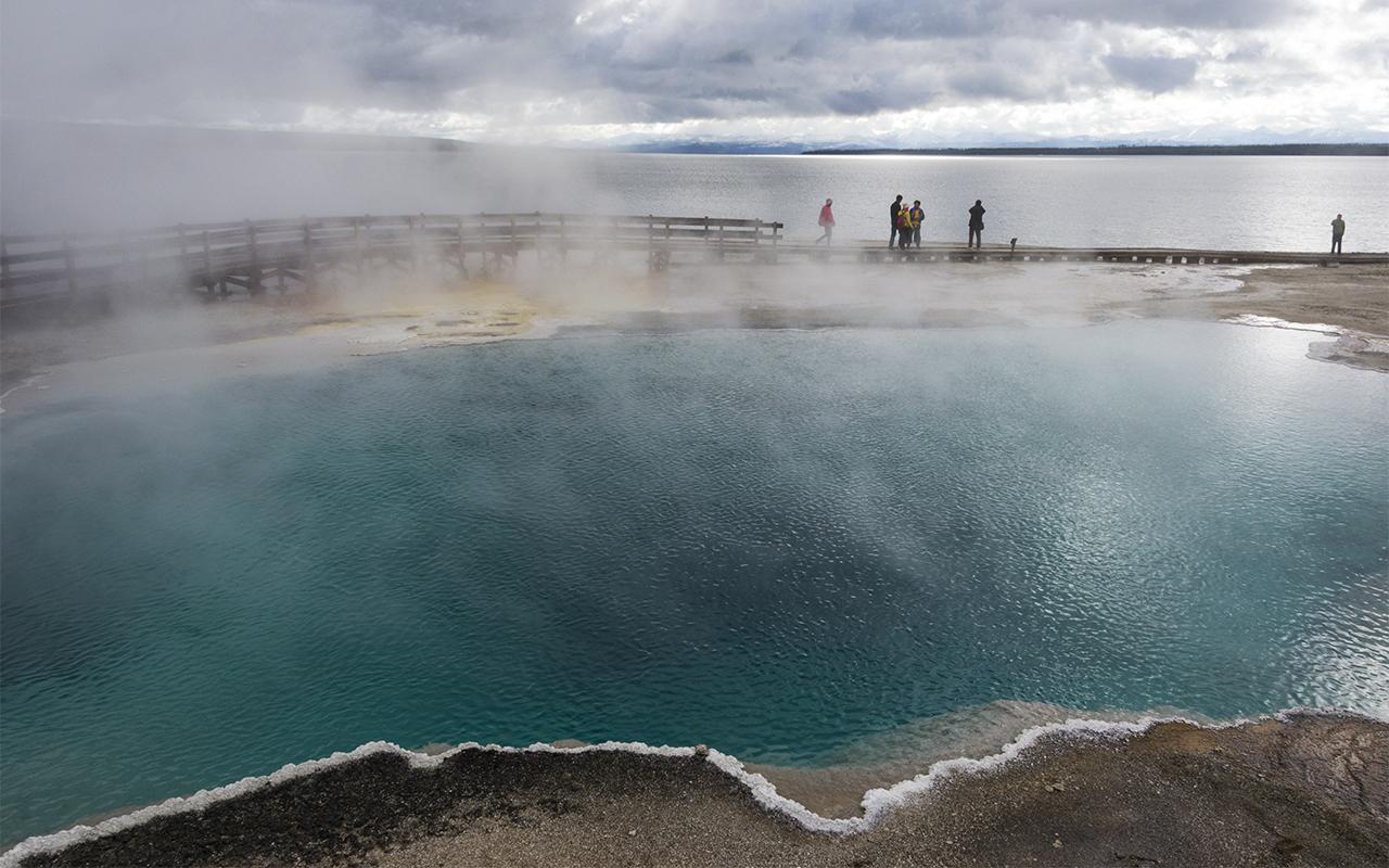 америка Yellowstone 6