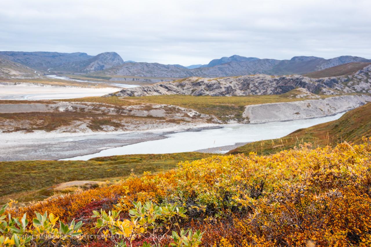 Гренландия-круиз-Кангерлуссуак-4