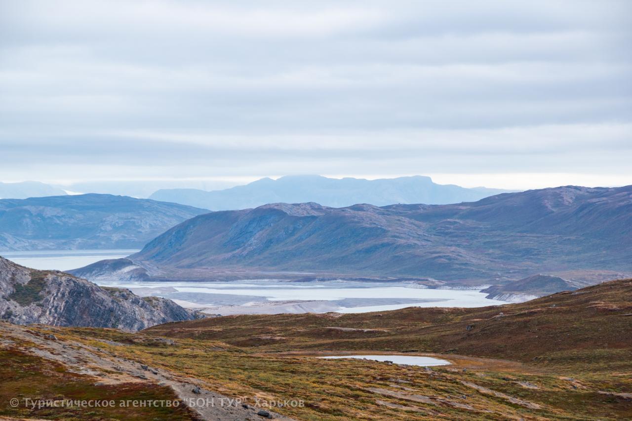 Гренландия-круиз-Кангерлуссуак-5