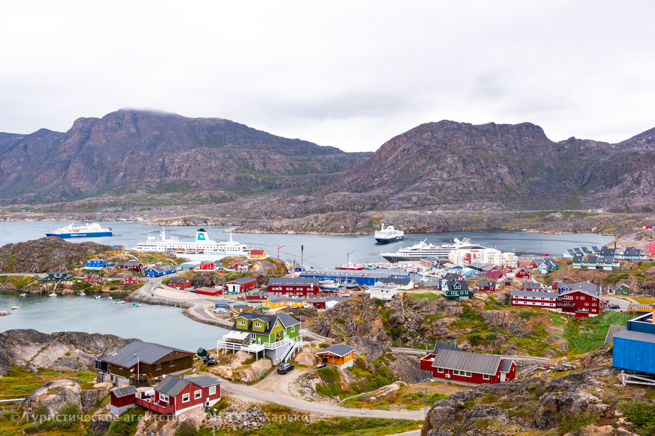 Гренландия-круиз-Сисимиут-1