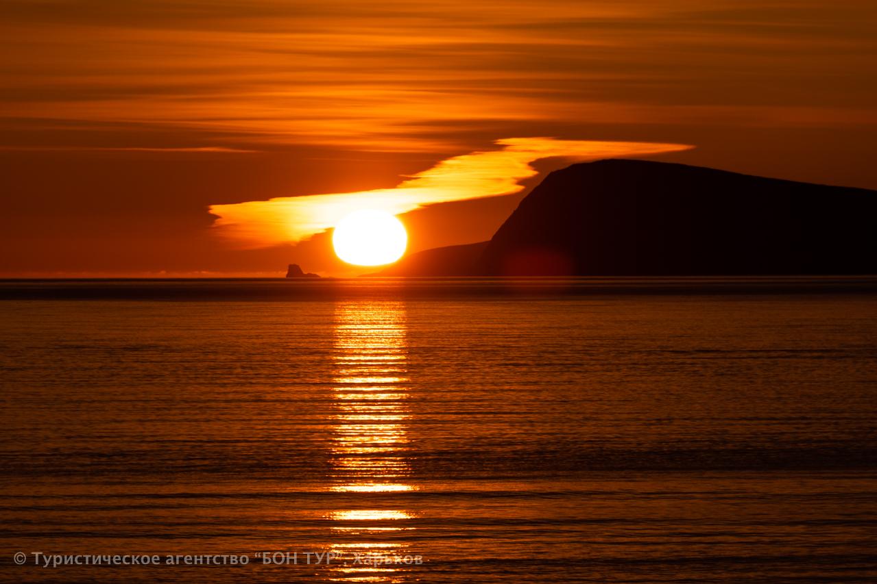 Гренландия-круиз-закаты-рассветы-5