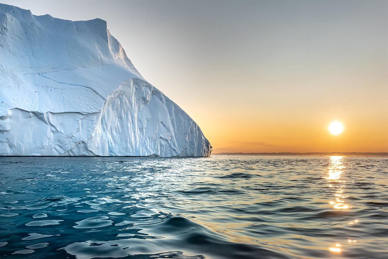 Гренландия-круиз-закат-8